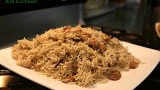 Chicken Pulav /Eid special
