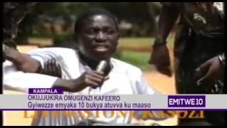 EMITWE 10 @ B24 TV-omuyimbi Paul Kafero siwakuzibwaawo kati