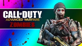 Exo Zombies - Nogla Needs to go to Bed! (Call of Duty: Advanced Warfare Funny Moments)