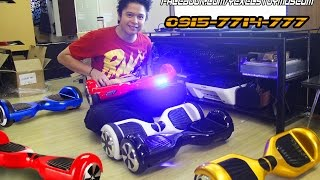HOVER TRAX (Smart Balance ) 2 Wheel Self Balance Scooter, Mini Segway, Hover Board Philippines
