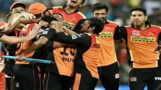 SRH IPL Winning Moments    VIVO IPL 2016    Sunrisers Hyderabad