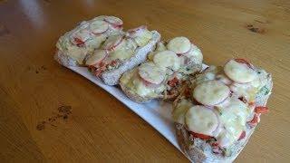 Tuna Melt- ساندویچ تن ماهی