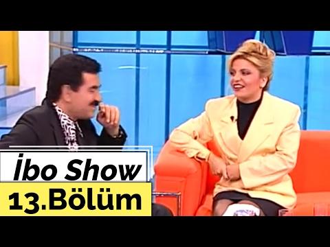 İbo Show 13. Bölüm Fatih Mühürdar & Sabahat Özdenses & Kibariye 1997