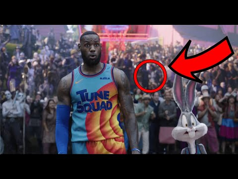 All Easter Eggs and References in Space Jam A New Legacy Trailer