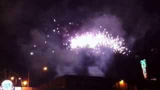 Middleton Christmas lights 2013
