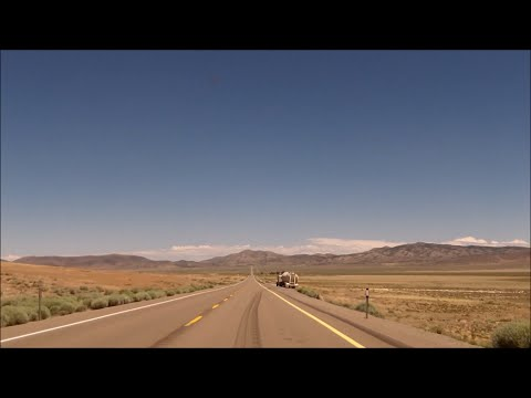 US 50 in Nevada The Loneliest Road in America