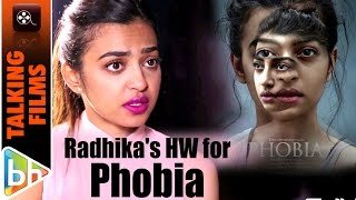 Radhika Apte OPENS UP On The EXTENSIVE Homework Done For 'Phobia'