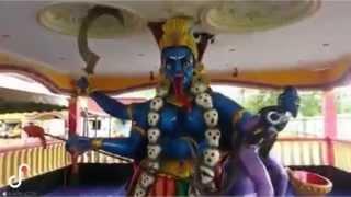 Hindu Goddess Lord Kali's Eyes Moving   Miracle Video Must Watch