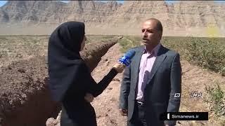 Iran Agricultural lands integration, Chatroud district, Kerman يكپارچه سازي زمين كشاورزي چترود كرمان