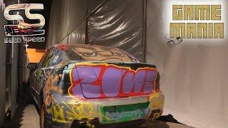 يومي معك / لقينا مازدا 3 مرسوم عليها قرافيتي + درايفر 2 الحب (معرض قيم مينيا)