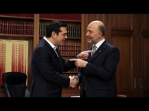 Grecia pendiente de otro Eurogrupo crucial economy