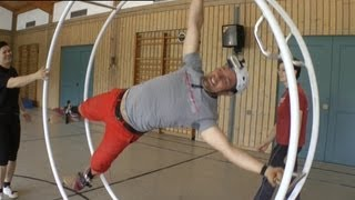 German Gym Wheel | Euromaxx Scooter Series - Episode 16