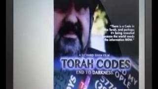 Rabbi Glazerson Bible Codes-END OF TERROR/Darkness & The Sign Of Return Of The Messiah