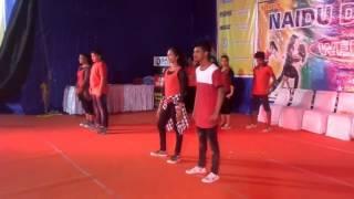NASHE SI CHADGAYI / NAIDU DANCE CLASSES 2017