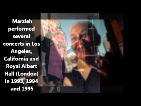 Radio Irava's tribute to Marzieh به یاد مرضیه بانوی آواز ایران