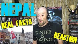 NEPAL - Real Facts - REACTION