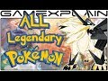 All Legendary Pokémon & Ultra Beast Locations in Pokémon Ultra Sun & Moon (Guide & Walkthrough)