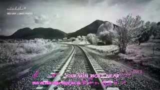 FREE LOOP || Daniel Powter || Lyrics Video + Vietsub