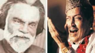 Mujhe hosh nahin / jigar muradabadi / ustad bahauddin khan
