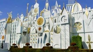 IT'S A SMALL WORLD (Full Ride) Disneyland - POV SUPER HIGH QUALITY (1080p HD)