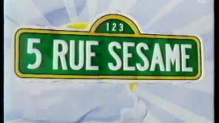 ARCHIVE TV - France 5, 5 Rue Sésame (INTÉGRALE)