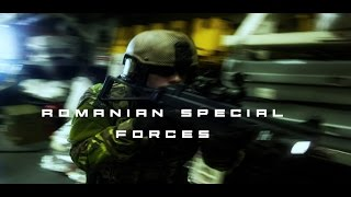 Romanian Police Special Forces |