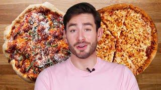 Homemade Vs. Restaurant Pizza
