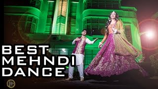 BEST MEHNDI DANCE EVER AMBER WEDS SOHAIB!