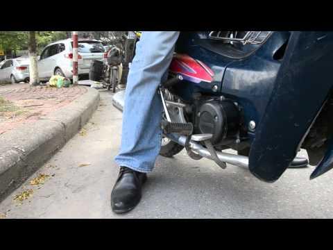 Mopeds in Vietnam VietnamOnline