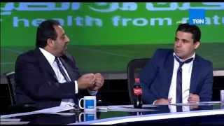 ستاد ten - خالد الغندور .. تشكيلة الزمالك عليها علامات استفهام كبيرة وهنعلق عليها بعد المباراة