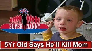 Preschooler Threatens To Kill Mom Over Popsicle | Supernanny USA