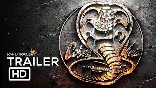 THE KARATE KID: COBRA KAI Official Trailer (2018) Youtube Series HD