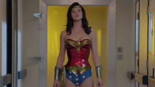 Wonder Woman - Movie Trailer (Adrianne Palicki)