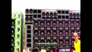 Vem de Mala Abertaaa!!!!!!!!   Ranger Destruidora Pesadelo Sound em Claudio/MG www.sommg.com.br