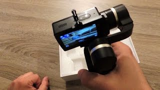 Yi Handheld Gimbal Unboxing and Quick Test