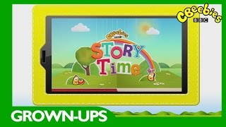 CBeebies Grown-ups: How To Download New Stories On The CBeebies Storytime App