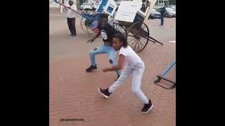 BEST AMAPIANO DANCE MOVES????????????????#amapiano