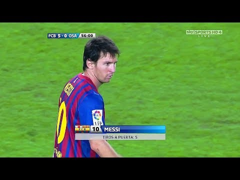The Day Lionel Messi Could Have Got 15 Goals+Assists in 1 Game !¡ ||HD||