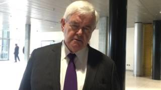 Newt Gingrich Says a Free Iran Is On the Horizon