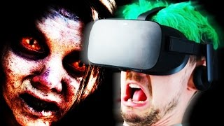 BEAR SCARES   The Visitor (Oculus RIft Vritual Reality)