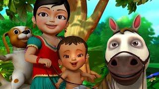 சுற்றுலா போகலாம் | Tamil Rhymes for Children | Infobells
