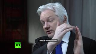 Assange Destroys Hillary Clinton In His Most Provocative Interview Ever