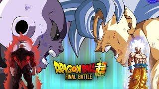 Dragon Ball Super Episode 129: MASTERED ULTRA INSTINCT GOKU VS JIREN FINAL BATTLE DBS EP 129
