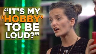 Edele loses it with Gary | Day 23, Celebrity Big Brother