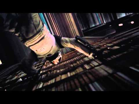 Interstellar Landing in the Tesseract Scene 1080p HD