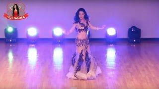 Magic Belly Dance - Yulianna Voronina Belly Dancer, Gala Show in Korea