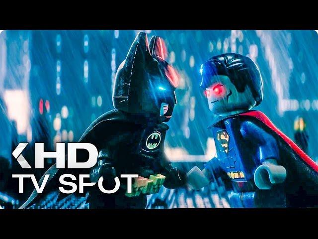 THE LEGO BATMAN MOVIE Spot (2017)