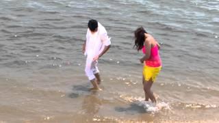 Gunda oriya movie song shhotting set