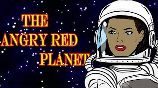 The Angry Red Planet 1959 Movie Review - Discussion
