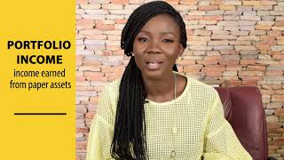 The Millennial Investor Series by Tomie Balogun (Ep-03) - The Myth of Passive Income